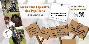 CENTRE EQUESTRE DES PAPILLONS Brumath