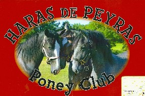 Haras de Peyras - Poney club Parisot